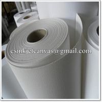 Self Adhesive canvas,printable waterproof polyester cotton canvas roll