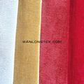 Polyester and Nylon corduroy fabric for sofa furniture