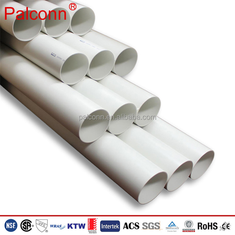 PVC UPVC Galvanized Pipe Fitting Pipes Fittings ISO3633 for Drainage