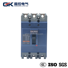 4 pole earth leakage circuit breaker MCCB