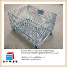 "Evergreat 1200"" x 1000"" metal storage stackable cage"