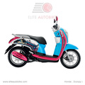 Hond SCOOPY i 110 CC
