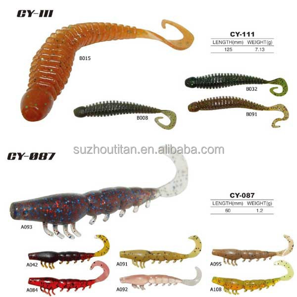 free samples fishing lure for fly fishing