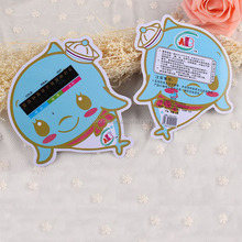 Cat Baby bath thermometer strip