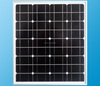 Green Energy panel solar Photovotaic panel 80 Watt poly solar cell for sell