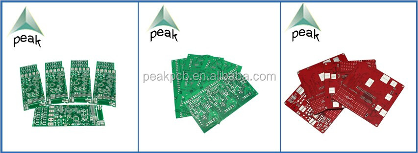high quality multilayer pcb with immersion gold shenzhen pcb manufacturer