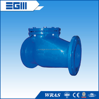 DIN Flanged Swing Check Valve (Old Type)