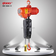 Construction Machinery 2 ton Electric Chain Hoist with Hook