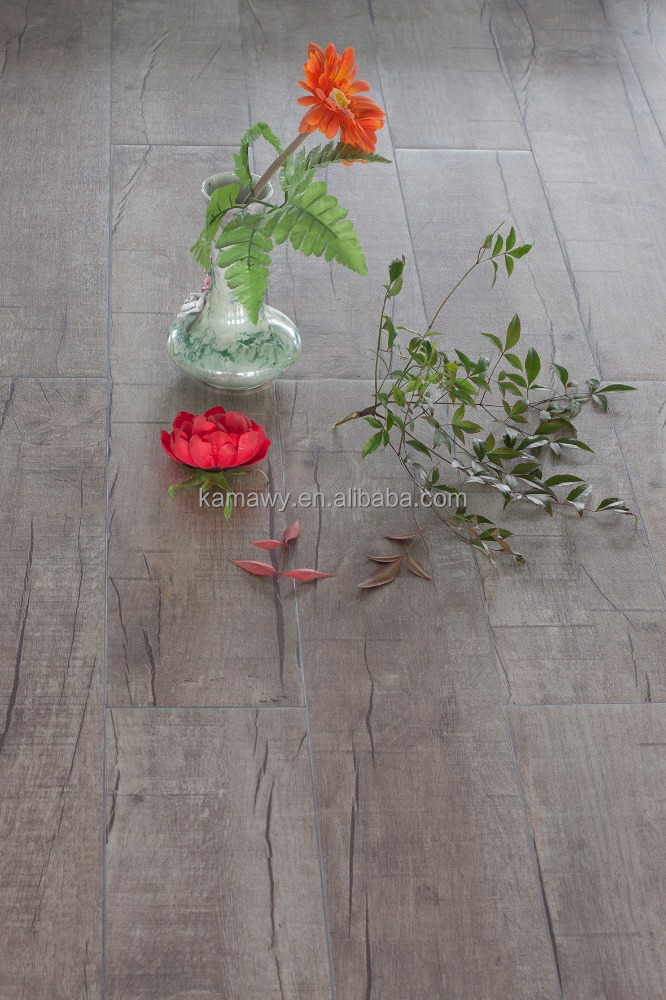 total thickness 14.5mm wood laminate flooring/engineered flooring/composite flooring