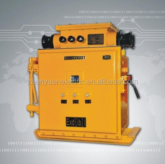 Underground Low Voltage Intelligent single phase soft starter