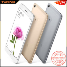 Xiaomi Mi Max Quad Core 6 Inch Odm Long Life Battery Smartphone Mobile Phone 2GB RAM 16GB ROM MIUI 8 Android 6.0 16MP