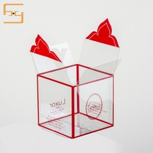 High Quality Wholesales Manufacturer Of ECO Friendly PET Clear Plastic Cupcake Boxes Packaging