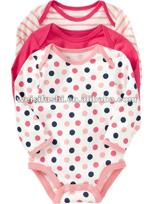 bulk custom fashion newborn baby apparel