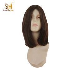 High Quality Brazilian Hair Human Virgin Hair Kosher Jewish Wigs