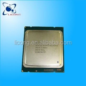 intel processor bulk E5-1620 v2 Ivy Bridge 3.7 GHz 4 x 256KB L2 Cache 10MB L3 Cache LGA 2011 130W Server Processor