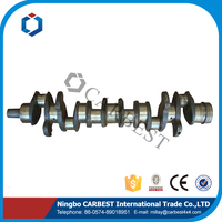 High Quality 4M40T Billet Crankshaft Crank