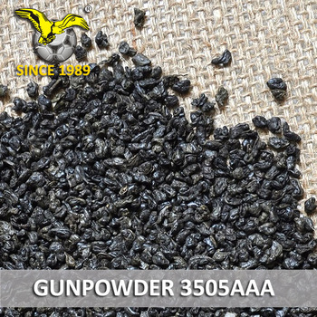 China gunpower green tea 3505AA from factory supplier high quality