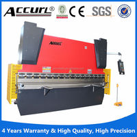 80 Ton CNC Press Brake Machine for Bending Metal Plate with High Bending Accuracy