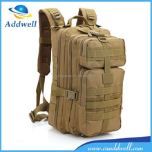 Large waterproof travel sport camping hiking tactical military backpack