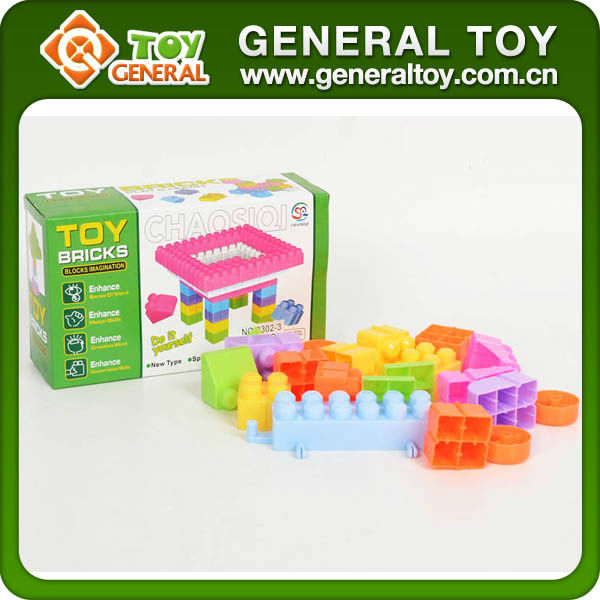 Enlighten Children Plastic Connecting Bricks Toys