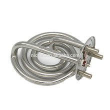 Wholesale electrolyte stainless steel tube electric water kettle heating element