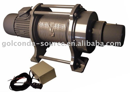 3000 KG ELECTRIC WIRE WINCH (GS-6307Y)
