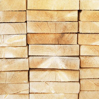 Kiln dried solid wooden boards