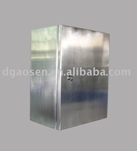 Stainless steel Enclosure/electrical box/electrical enclosure/