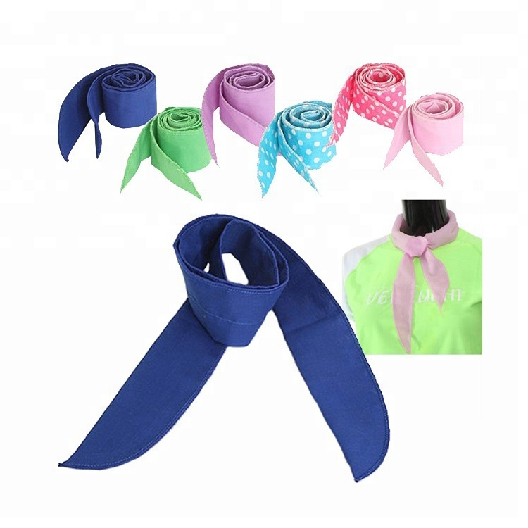 Promotional Ice Cool Cooling Neckties <strong>Scarf</strong> For Summer
