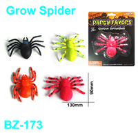 Magic Water Grow and Glow Spider Toys