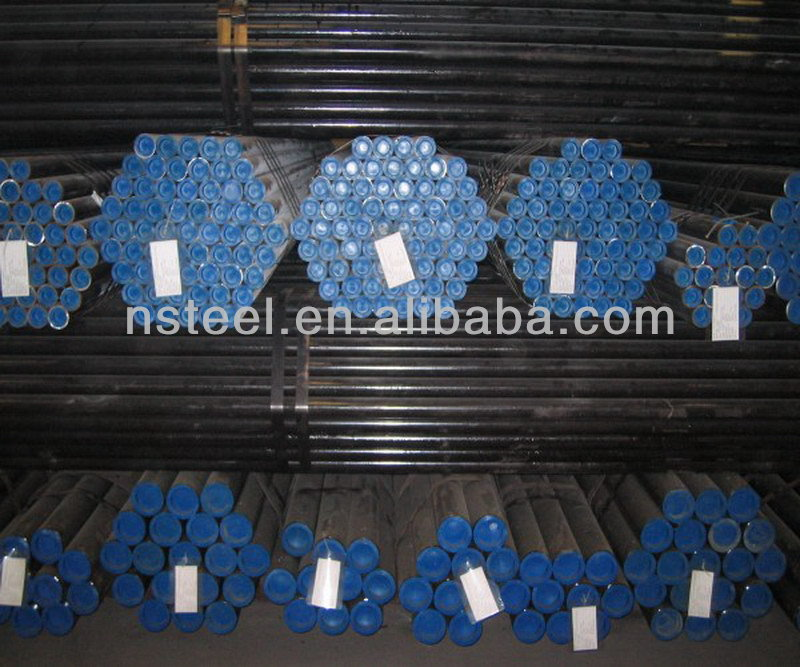 Promotional burly steel pipe for auto parts