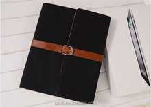 Belt leather Cover Case for ipad mini