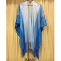 Fashion new style wholesale long polyester poncho scarf