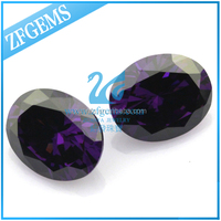 8*10mm oval amethyst shape loose diamond carat price iranian gemstones