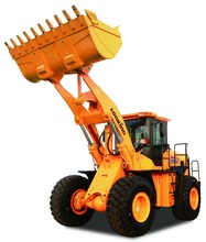 LG856(3) Construction machinery mini tractors with front end loader China cheap wheel loader