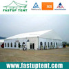 500 seater curtain and flooring decorated wedding party waterproof Marquee tent canopy with air conditioner