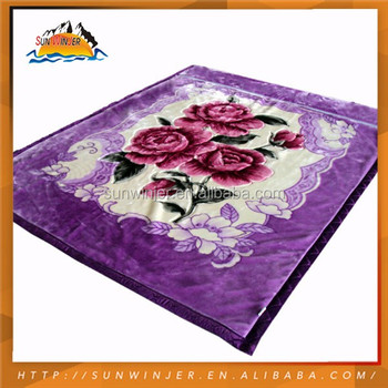 New Fashion Customized Baby Blanket Manufacturers China