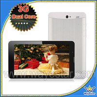 Cheapest tablets 2 cameras Android 4.1 MTK 6577 tablet with gps bluetooth 3G/2G GSM