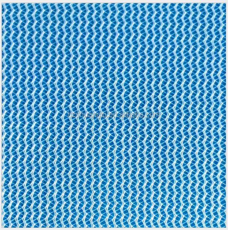 100% polyester warp knitted fabric <strong>material</strong> for laundry bag