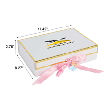 glossy foldable box packaging for hair products