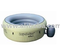 Lay-Z-Spa Portable Spa Bathtub