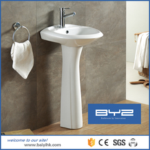 pedestal basin sanitary ware export import baby commode