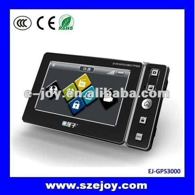 Car DVR With GPS, GOOGLEMAP Software GPS3000