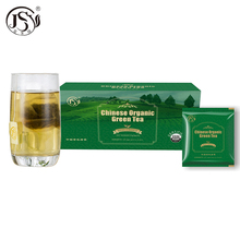 FDA certificate Chinese organic green tea loose leaves