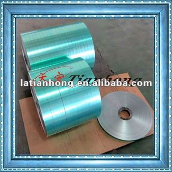 Copolymer coated aluminium tape for cable