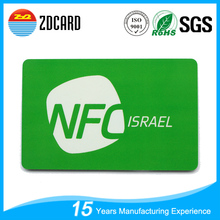 ZDCARD Customizd RFID Smart ID Card with RFID Chip