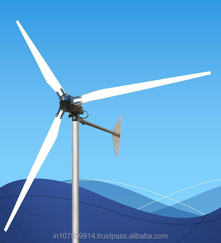 Luminous Windistar 4500 (4.5KW) Wind Turbine