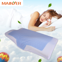 Cooling PU Memory Foam With Cool Gel Pillow