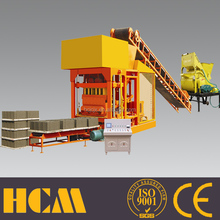 2013 The most environmental protection QTJ4-25 turkish block making machines for sale