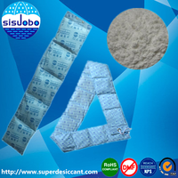 super dry pole desiccant industrial moisture absorber for container